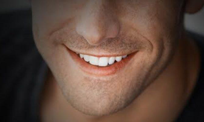 A Smiling Stranger!