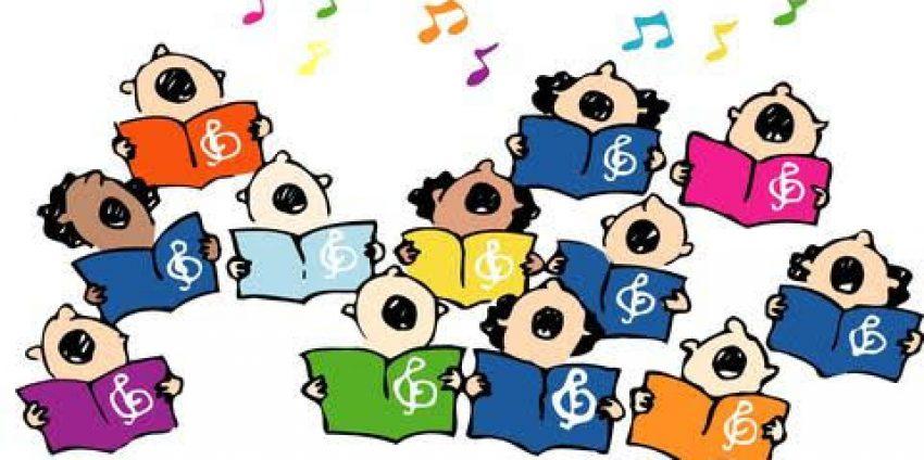 A choir of sorts!